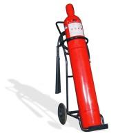 Bình chữa cháy xe đẩy khí C02 MT24