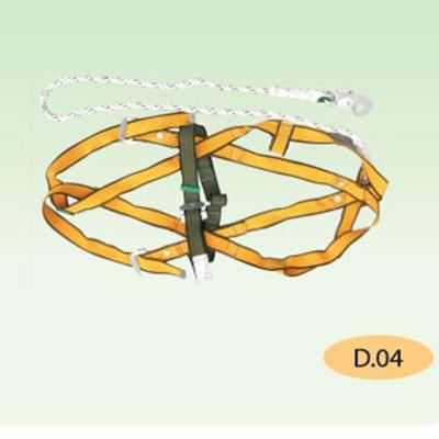 Dây an toàn toàn thân một móc nhỏ D04