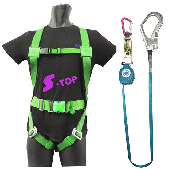 Dây an toàn toàn thân STOP Model: SHHS-1014 ( CODE: HS-130)