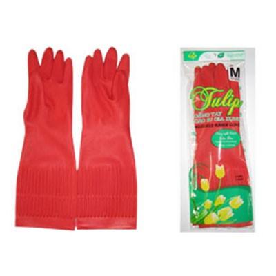 Găng tay cao su gia dụng hiệu Tulip