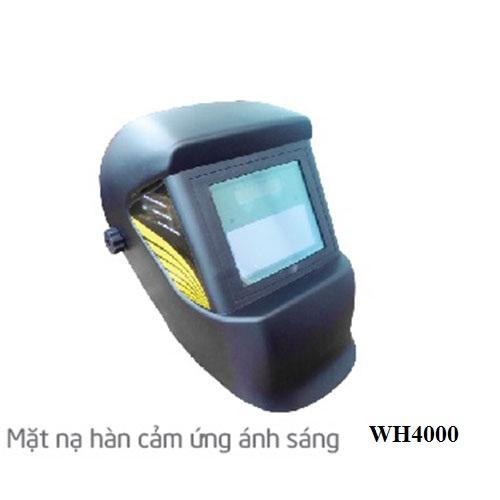 Mặt nạ hàn cảm ứng sáng tự động WH4000