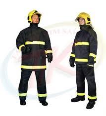 Quần áo chống cháy chịu nhiệt Nomex 2 lớp