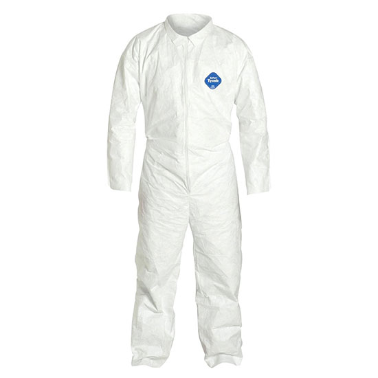 Quần áo chống hóa chất Dupont Tyvek® Coveralls